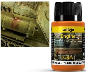 Engine Effect Diesel Stains 40 ml