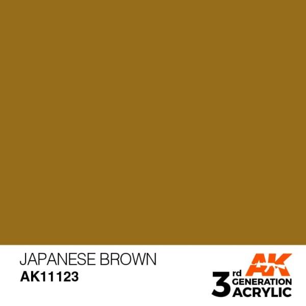 Japanese Brown - Standard