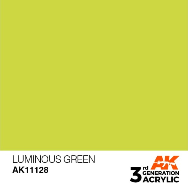 Luminous Green - Standard
