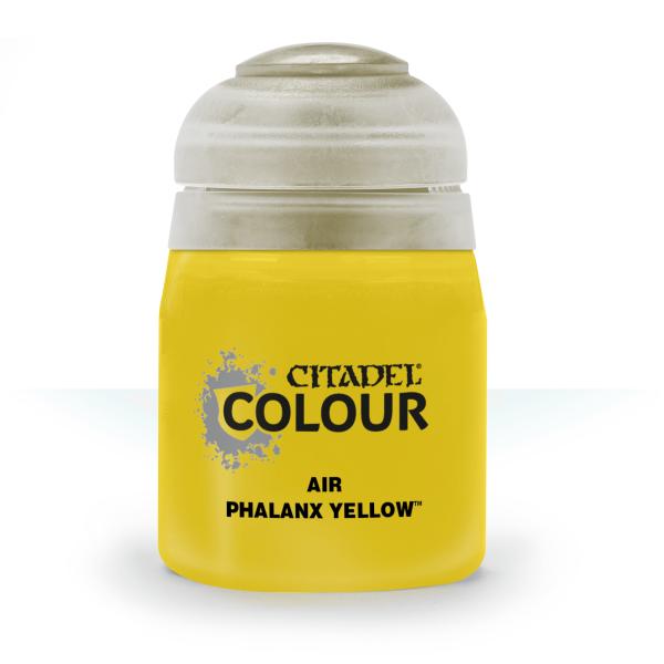 Air Phallanx Yellow