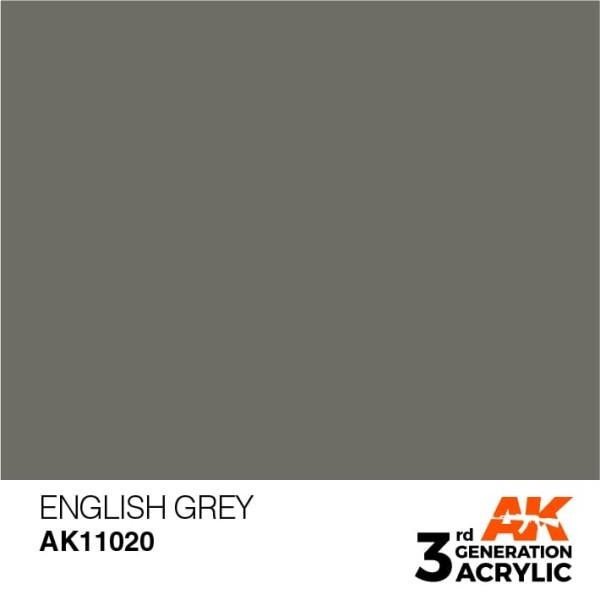 English Grey - Standard