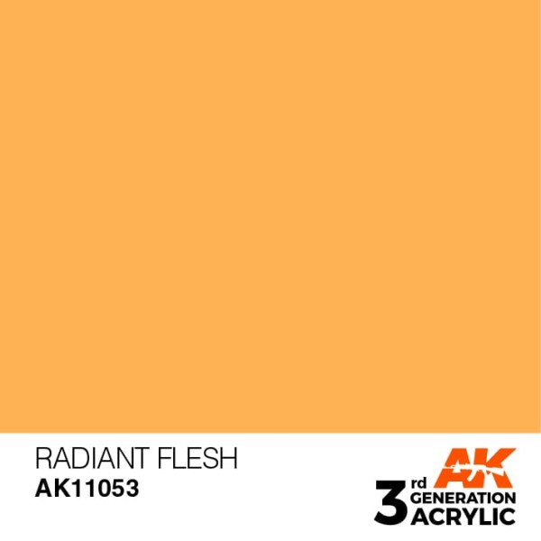 Radiant Flesh - Standard