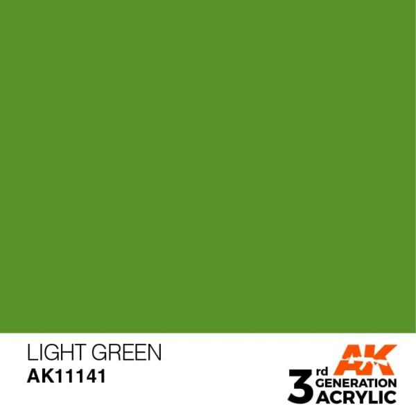 Light Green - Standard
