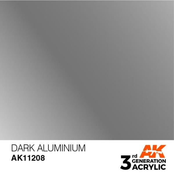Dark Aluminium - Metallic