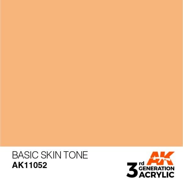 Basic Skin Tone - Standard