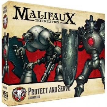 Malifaux 3rd Edition - Protect and Serve