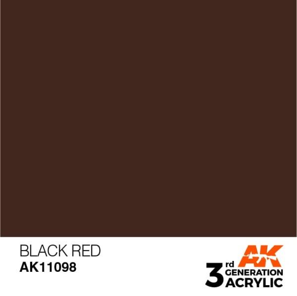 Black Red - Standard