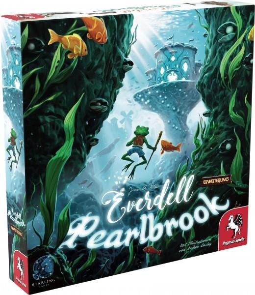 Everdell: Pearlbrook (deutsche Ausgabe)