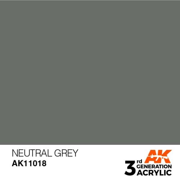Neutral Grey - Standard