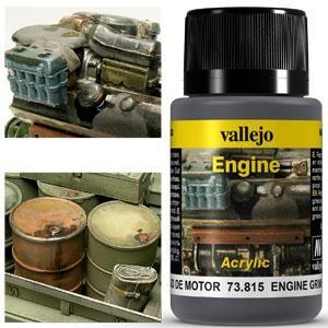 Engine Effect Engine Grime 40 ml