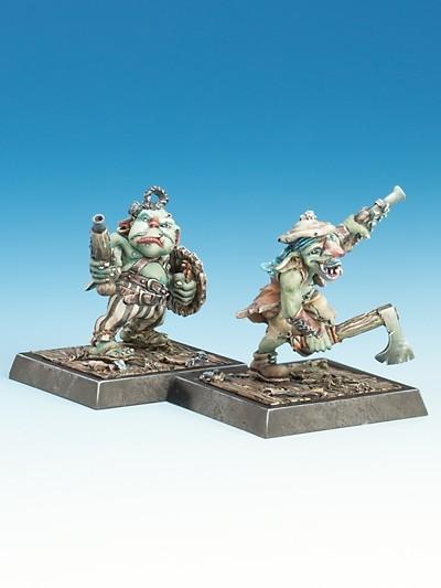 Goblin Matrose & Hasardeur