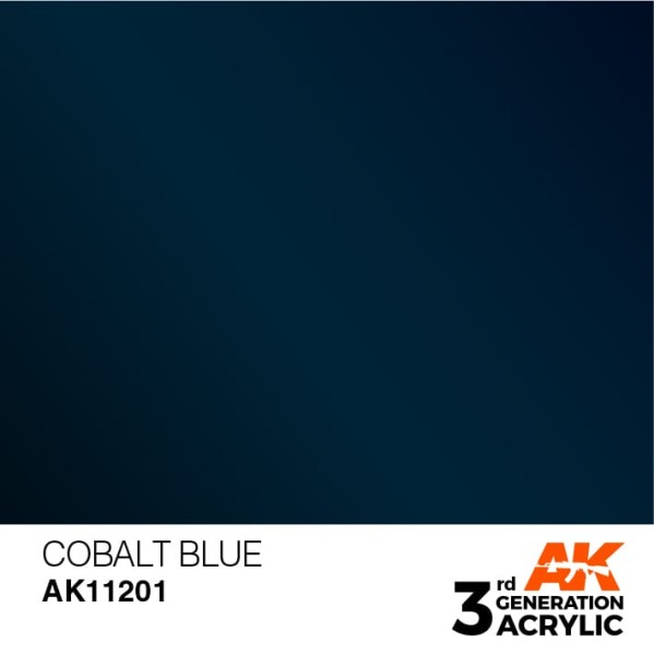 Cobalt Blue - Metallic