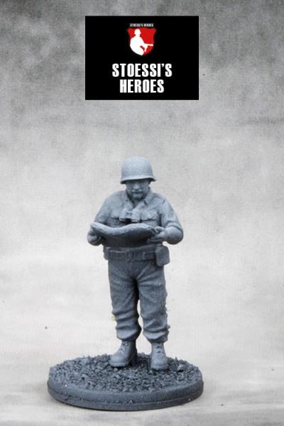 US War Reporter – Ernest Hemingway