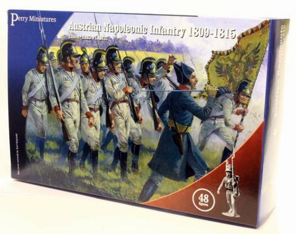 Napoleonic Austrian Infantry 1809 -1815