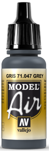 047 US Grey, 17 ml
