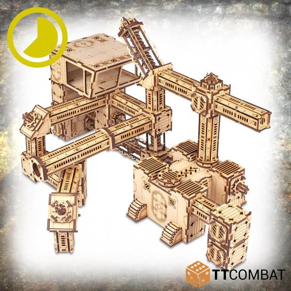 Sector 4 - Electron Facility
