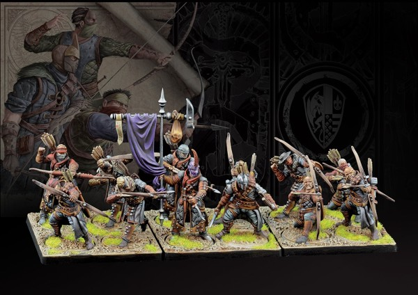 Hundred Kingdoms: Longbowmen