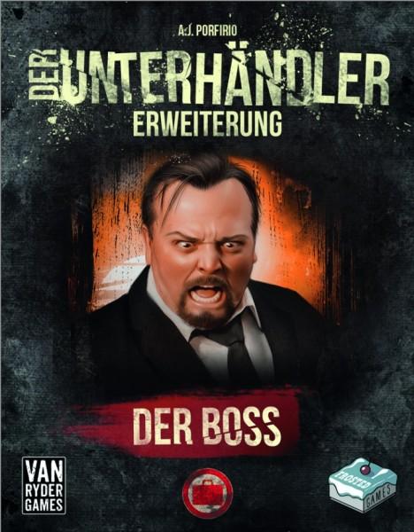 Der Unterhändler Erweiterung A1 - Der Boss