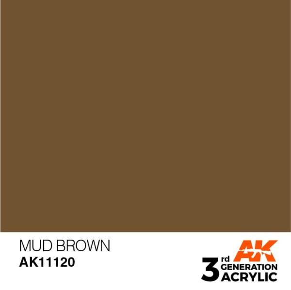 Mud Brown - Standard