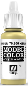 012 Lasur Gelb (Lasur Yellow)