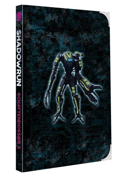 Shadowrun: Schattendossier 2 *limitierte Ausgabe*
