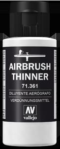 Airbrush Verdünner (Thinner) (60ml) -neue Formel-