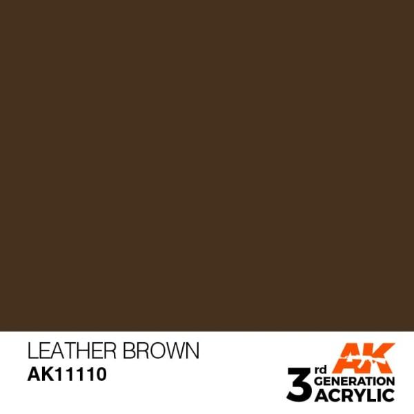 Leatner Brown - Standard