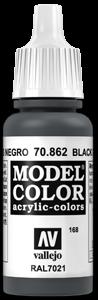 168 Schwarzgrau (Black Grey)