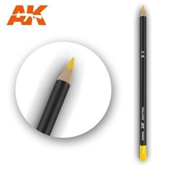 Weathering Pencil Yellow