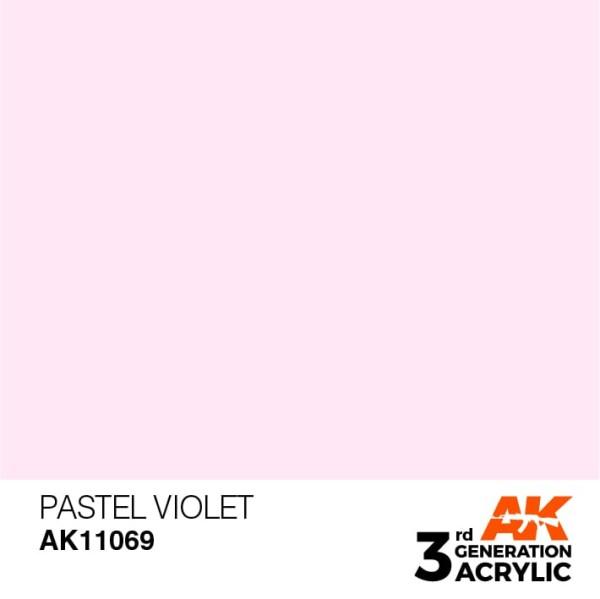 Pastel Violet - Pastel
