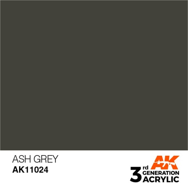 Ash Grey - Standard