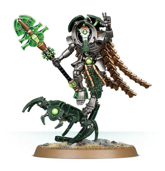 Necrons Cryptek