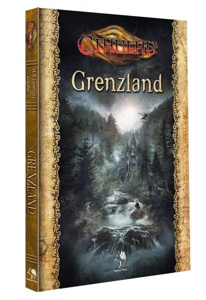 Cthulhu: Grenzland (Hardcover)