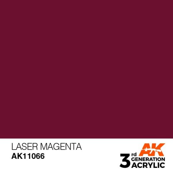Laser Magenta - Standard