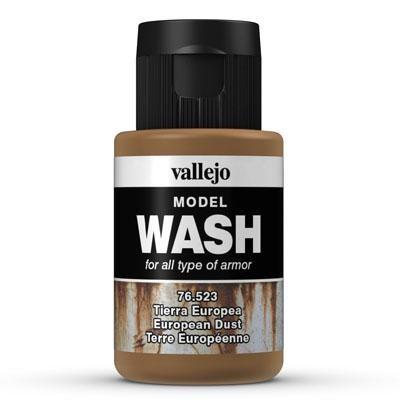 Model Wash 523 European Dust