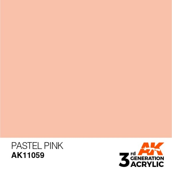 Pastel Pink - Pastel