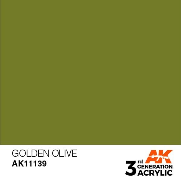 Golden Olive - Standard