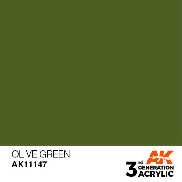 Olive Green - Standard