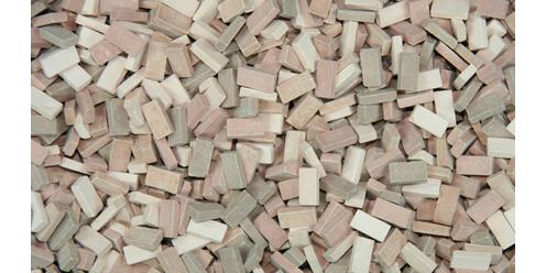 Ziegel (RF) terrakotta Mix 1000