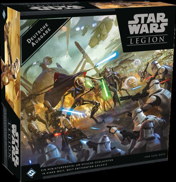 Star Wars: Legion - Clone Wars • Grundspiel DE