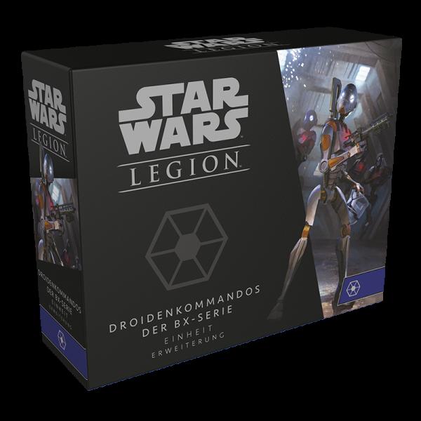 Star Wars: Legion - Droidenkommandos der BX-Serie • Erweiterung DE