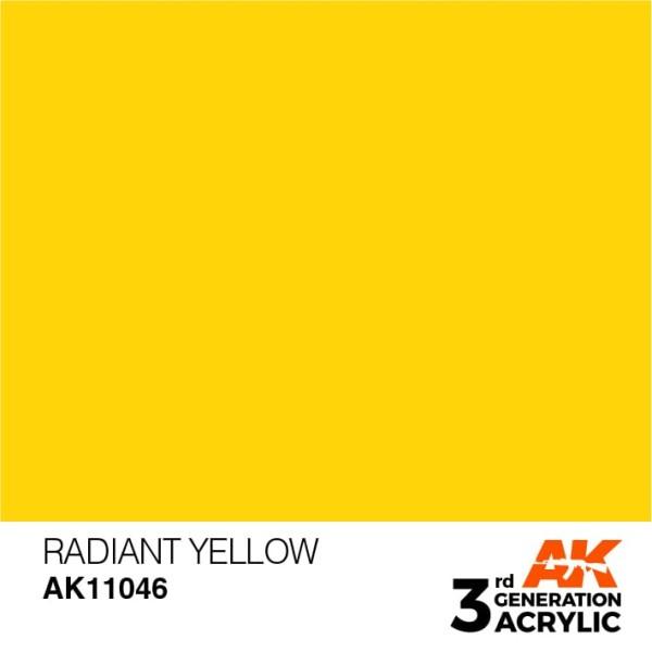 Radiant Yellow - Standard