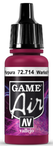 Game Air Warlord Purple
