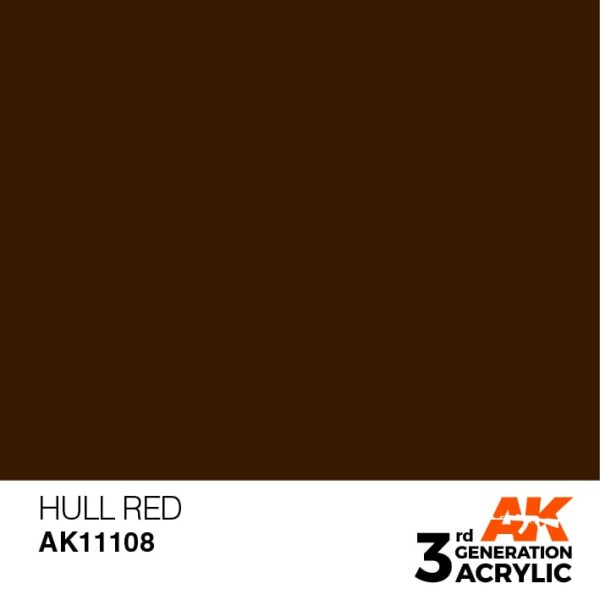 Hull Red - Standard