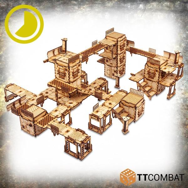 Sector 2 - Slum Complex