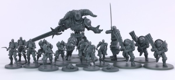 Dark Souls The Board Game - Iron Keep Expansion