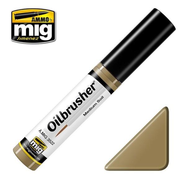Oilbrusher Medium Soil (10ml)