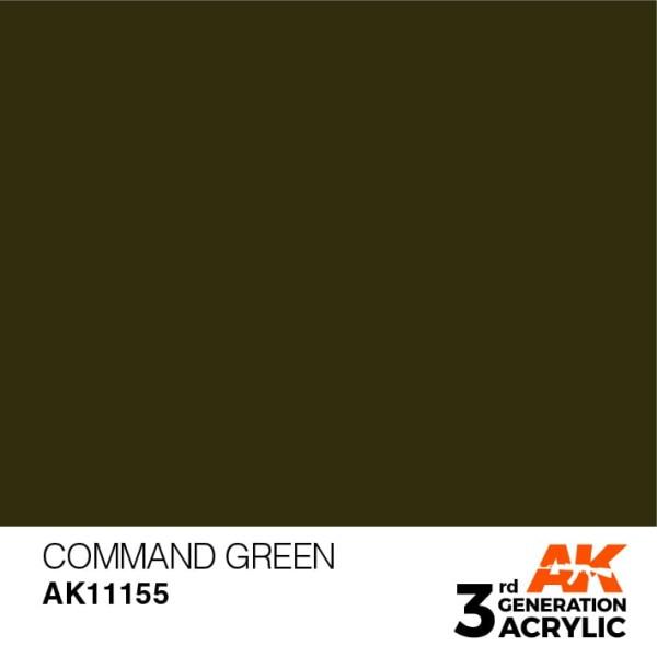 Command Green - Standard